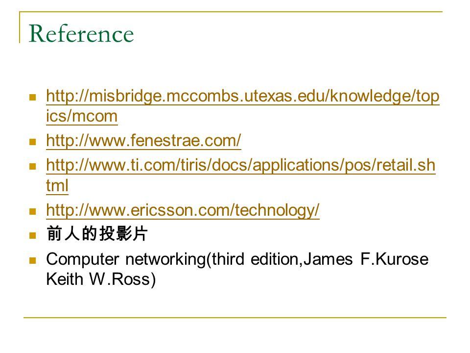 Reference http://misbridge.mccombs.utexas.edu/knowledge/topics/mcom