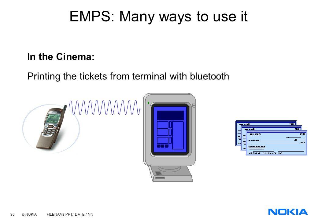 EMPS: Many ways to use it