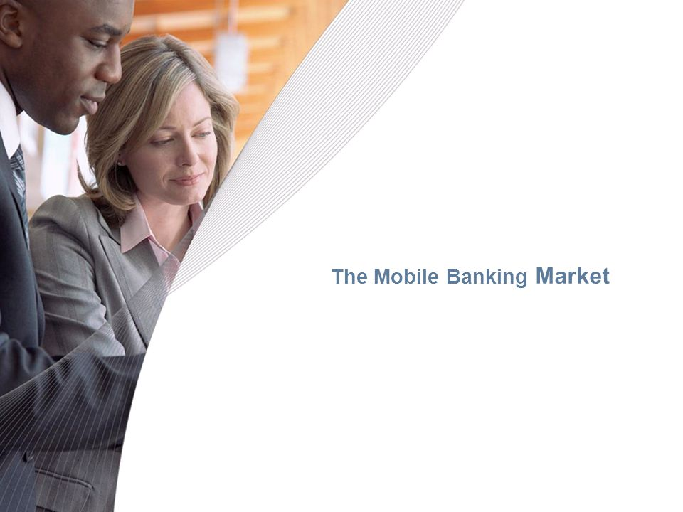 The Mobile Banking Market