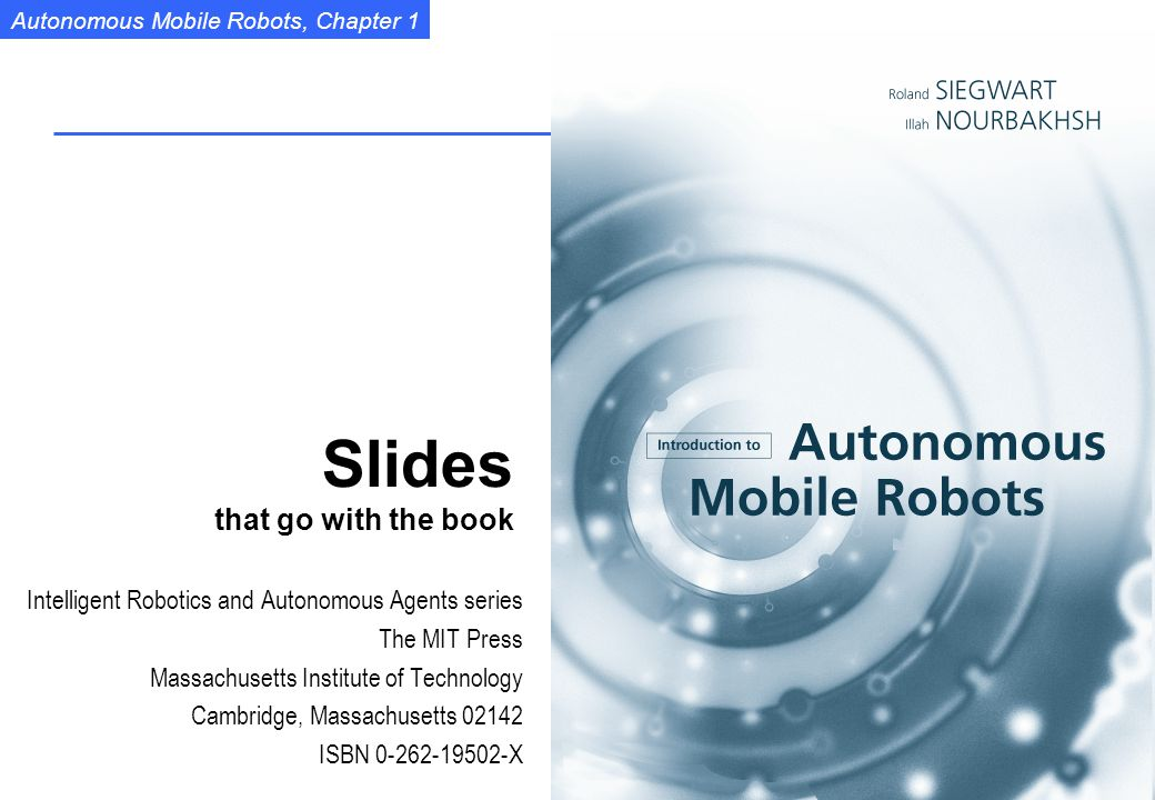 Slides that go with the book