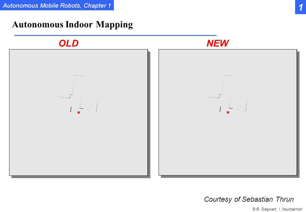 Autonomous Indoor Mapping