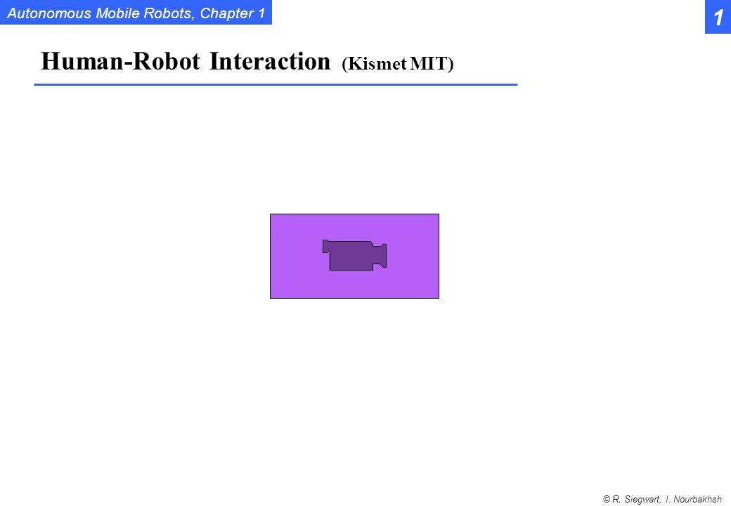 Human-Robot Interaction (Kismet MIT)