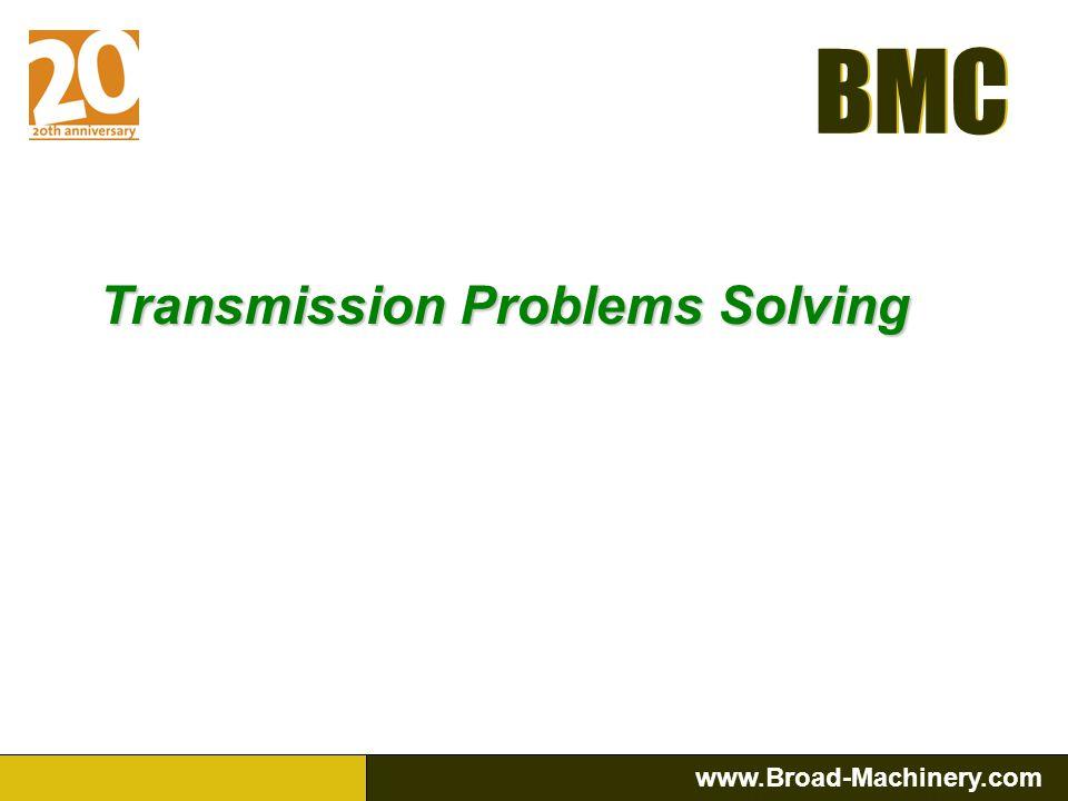 Transmission Problems Solving