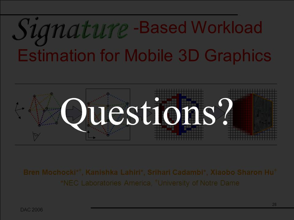 -Based Workload Estimation for Mobile 3D Graphics