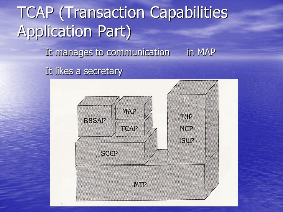 TCAP (Transaction Capabilities Application Part)
