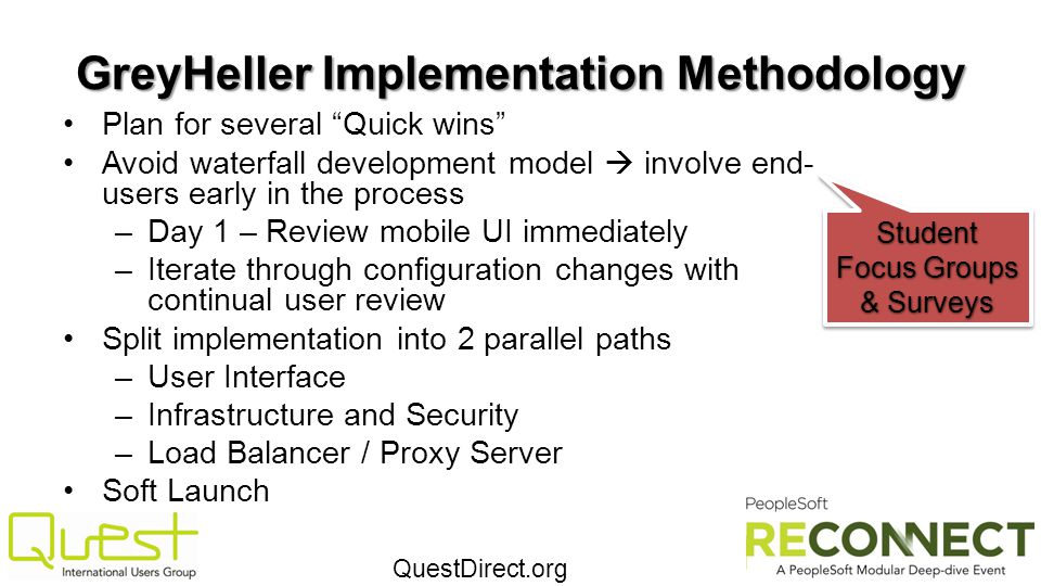 GreyHeller Implementation Methodology