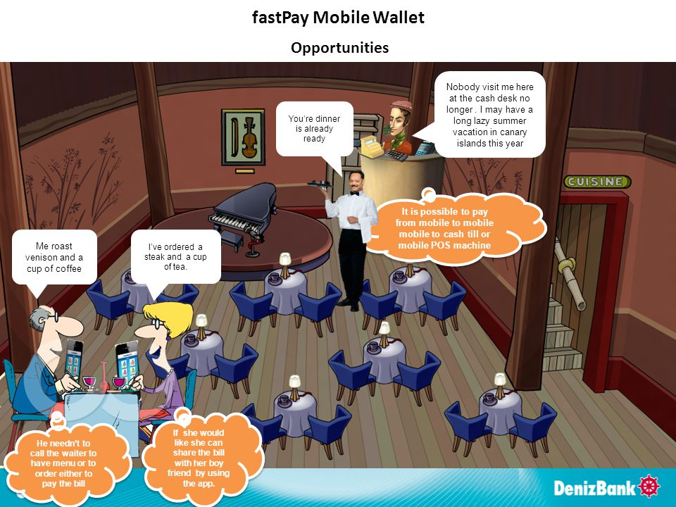 fastPay Mobile Wallet Opportunities