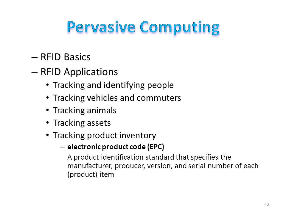 Various RFID Tags