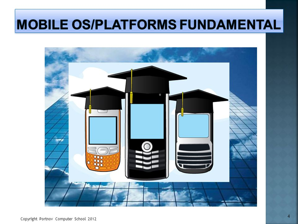 Mobile OS/Platforms Fundamental