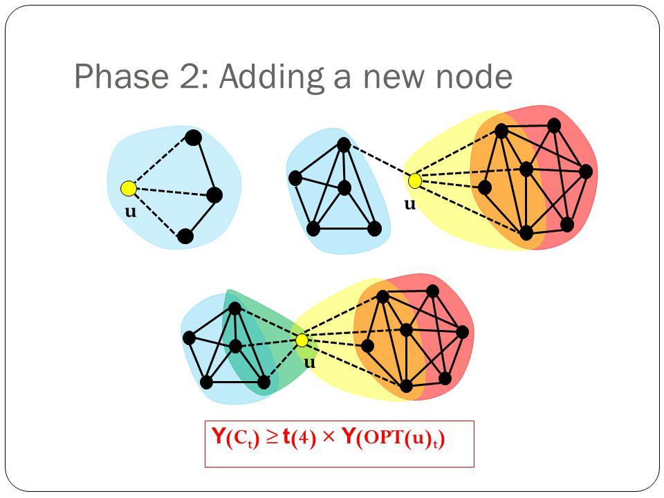 Phase 2: Adding a new node