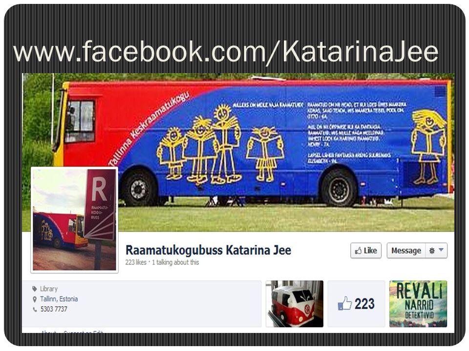 www.facebook.com/KatarinaJee
