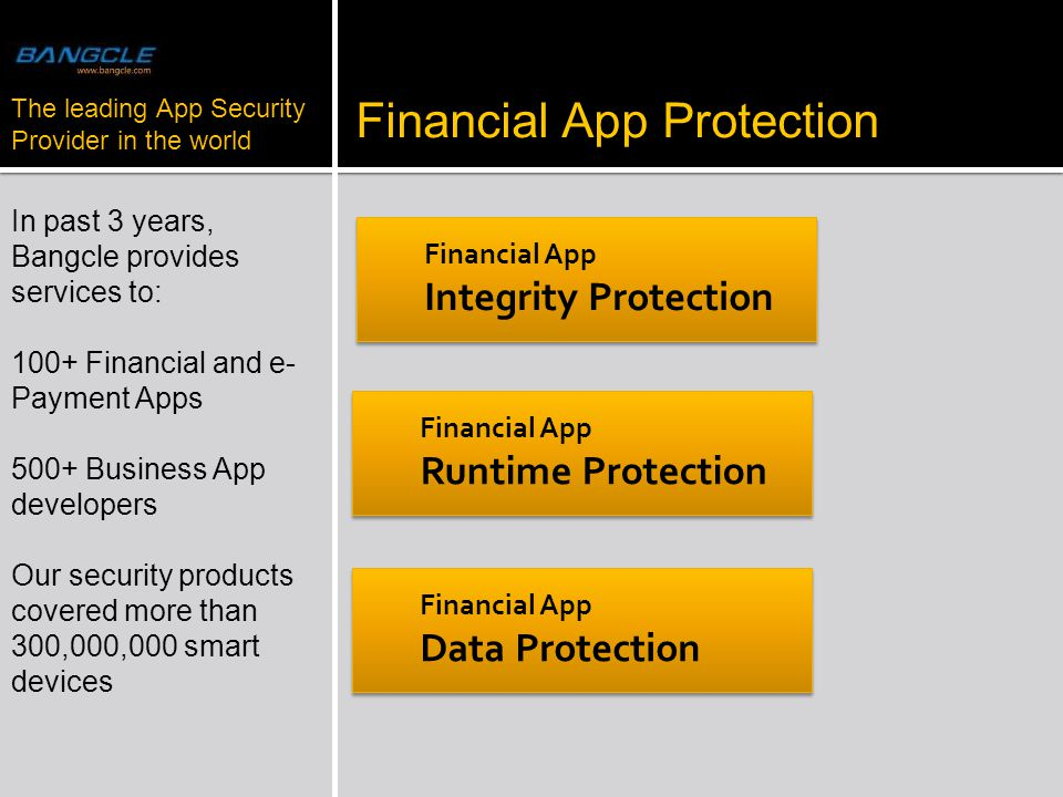 Financial App Protection