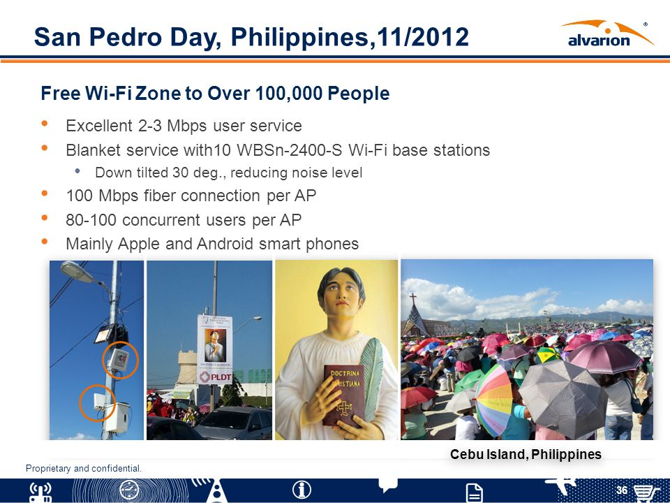 San Pedro Day, Philippines,11/2012