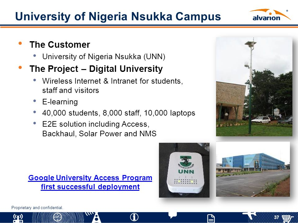 University of Nigeria Nsukka Campus