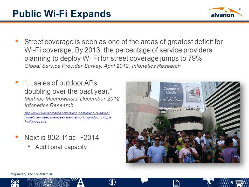 Public Wi-Fi Expands