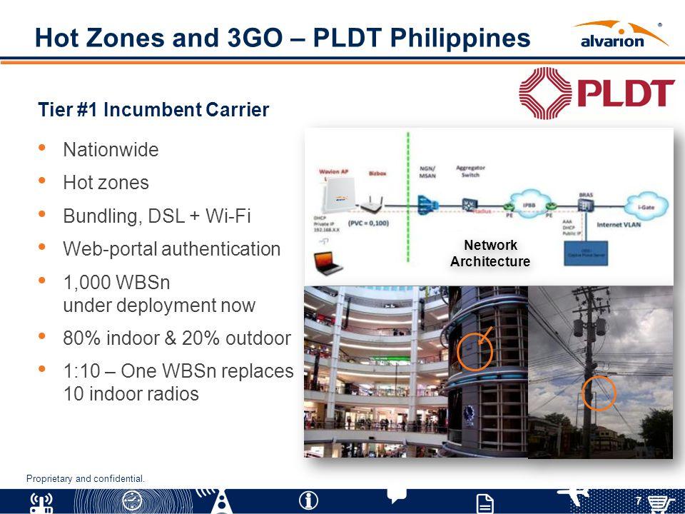 Hot Zones and 3GO – PLDT Philippines