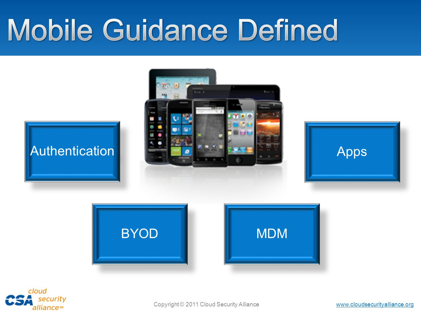 Mobile Guidance Defined
