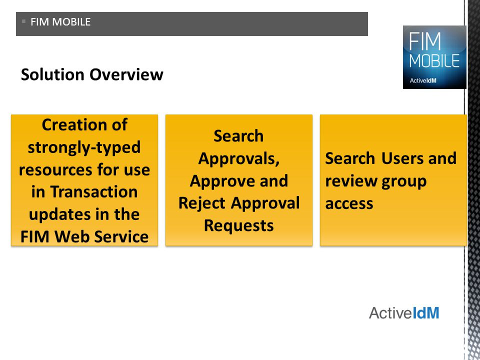 Search Approvals, Approve and Reject Approval Requests