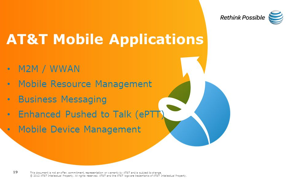 AT&T Mobile Applications