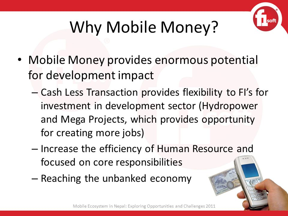 Mobile Ecosystem in Nepal: Exploring Opportunities and Challenges 2011