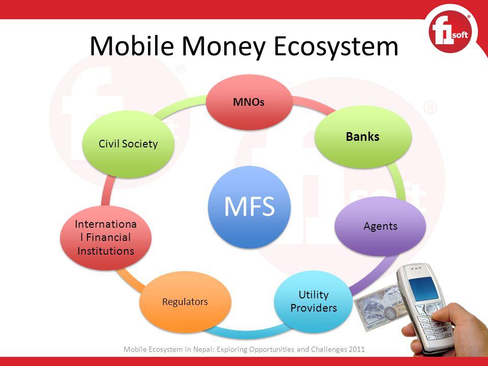 Mobile Money Ecosystem