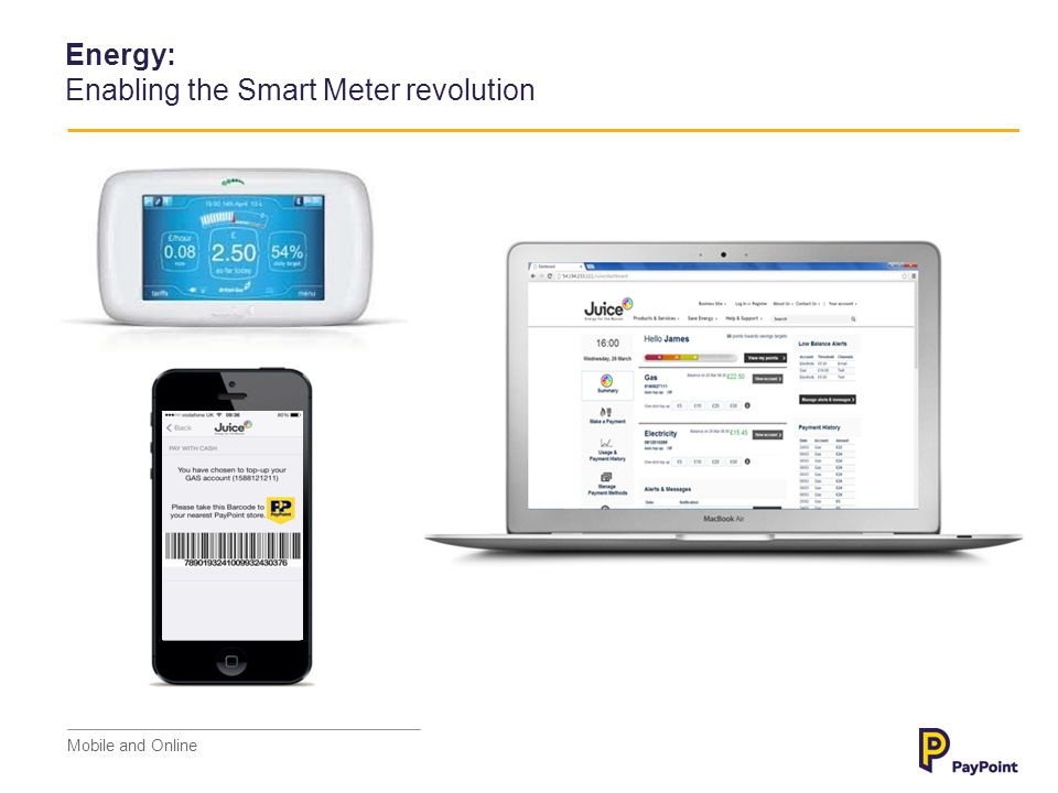 Energy: Enabling the Smart Meter revolution