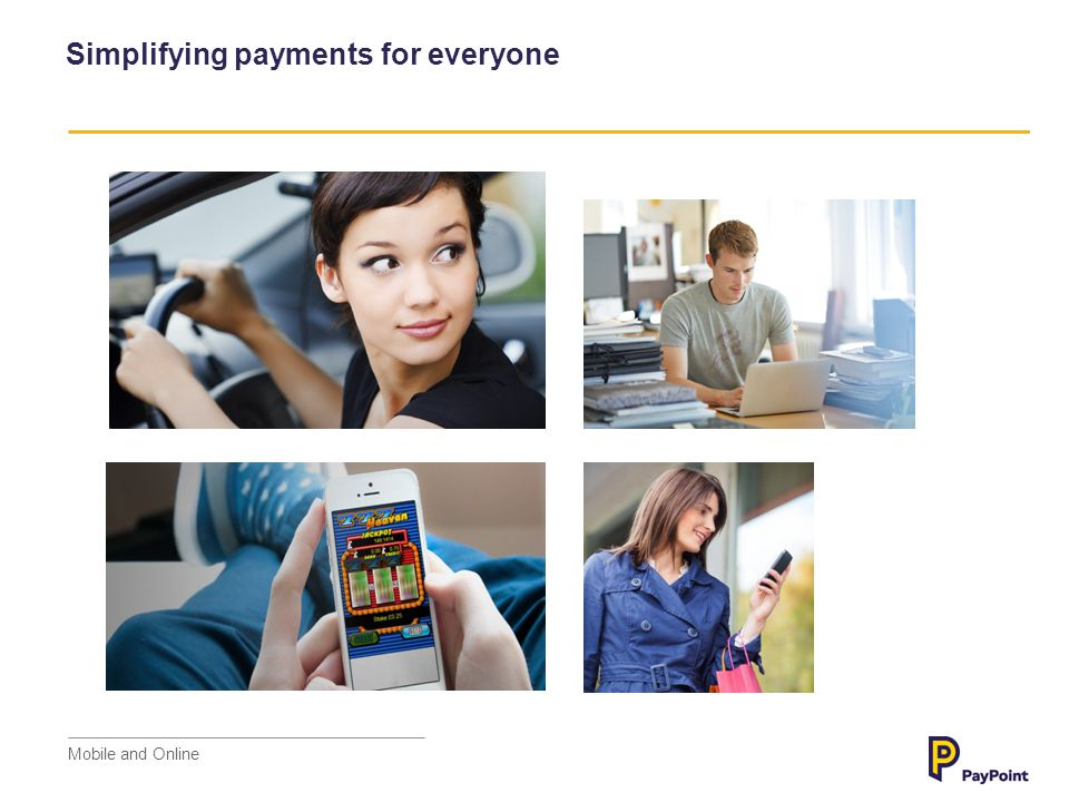 Simplifying payments for everyone