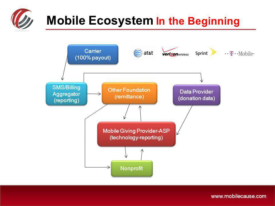 Mobile Ecosystem In the Beginning