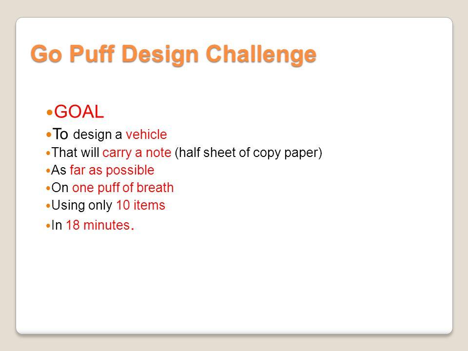 Go Puff Design Challenge