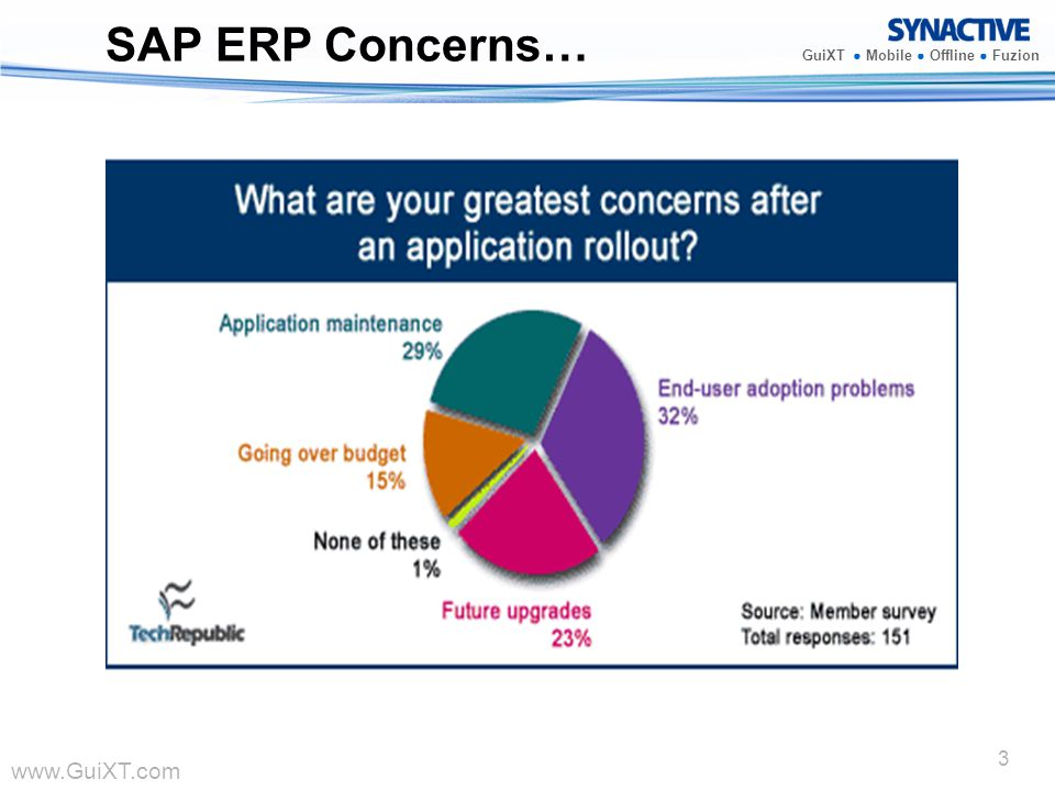 SAP ERP Concerns…