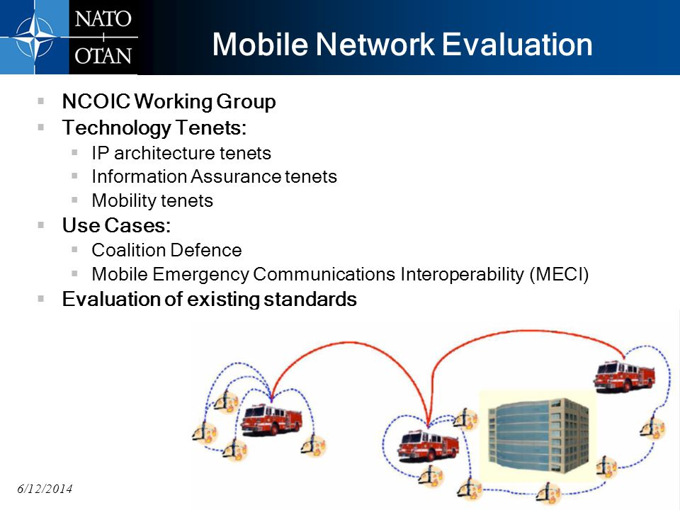 Mobile Network Evaluation