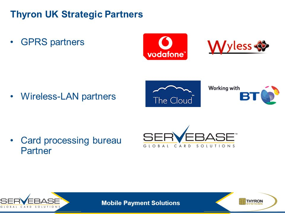 Thyron UK Strategic Partners