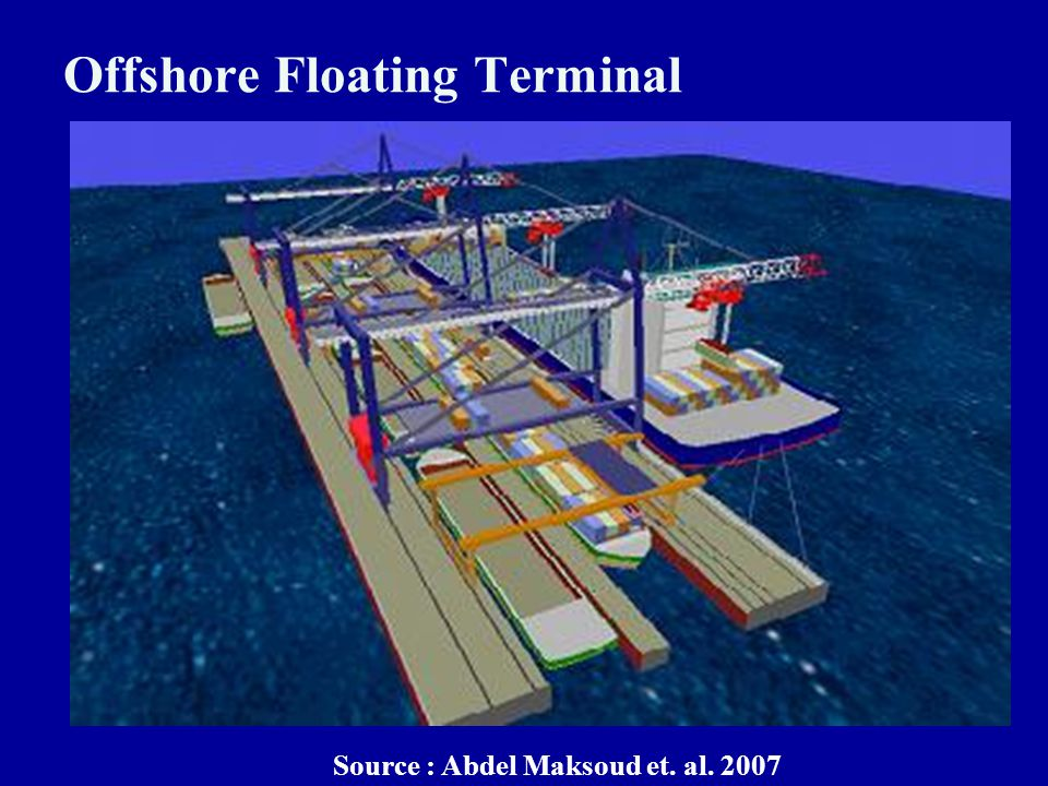 Offshore Floating Terminal