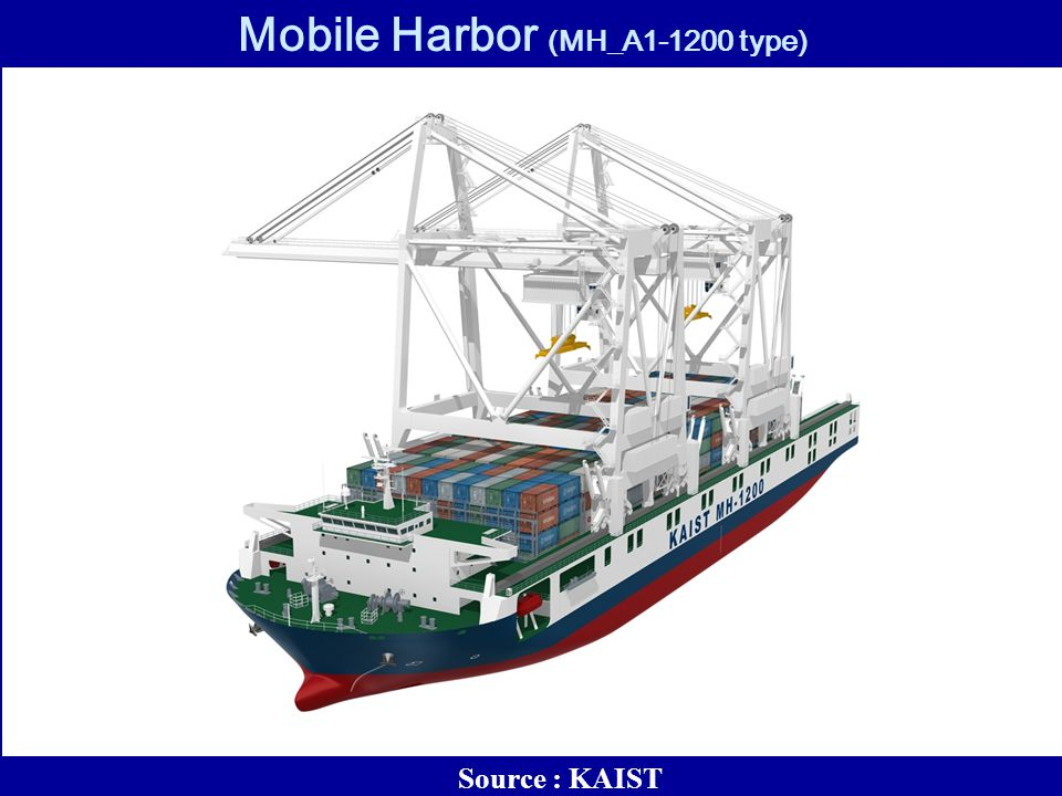 Mobile Harbor (MH_A type)