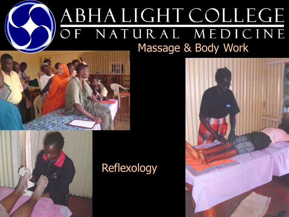 Massage & Body Work Reflexology