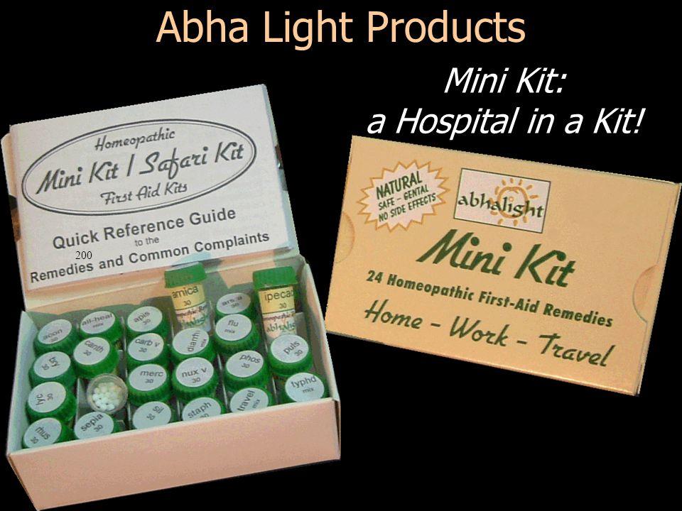Mini Kit: a Hospital in a Kit!