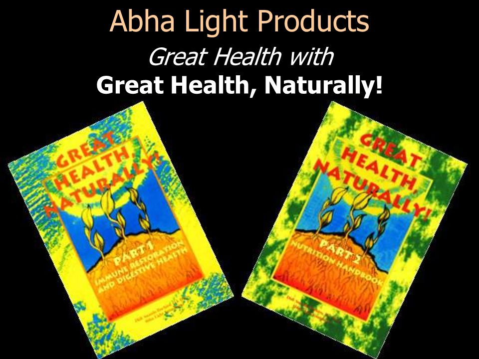 Great Health, Naturally!