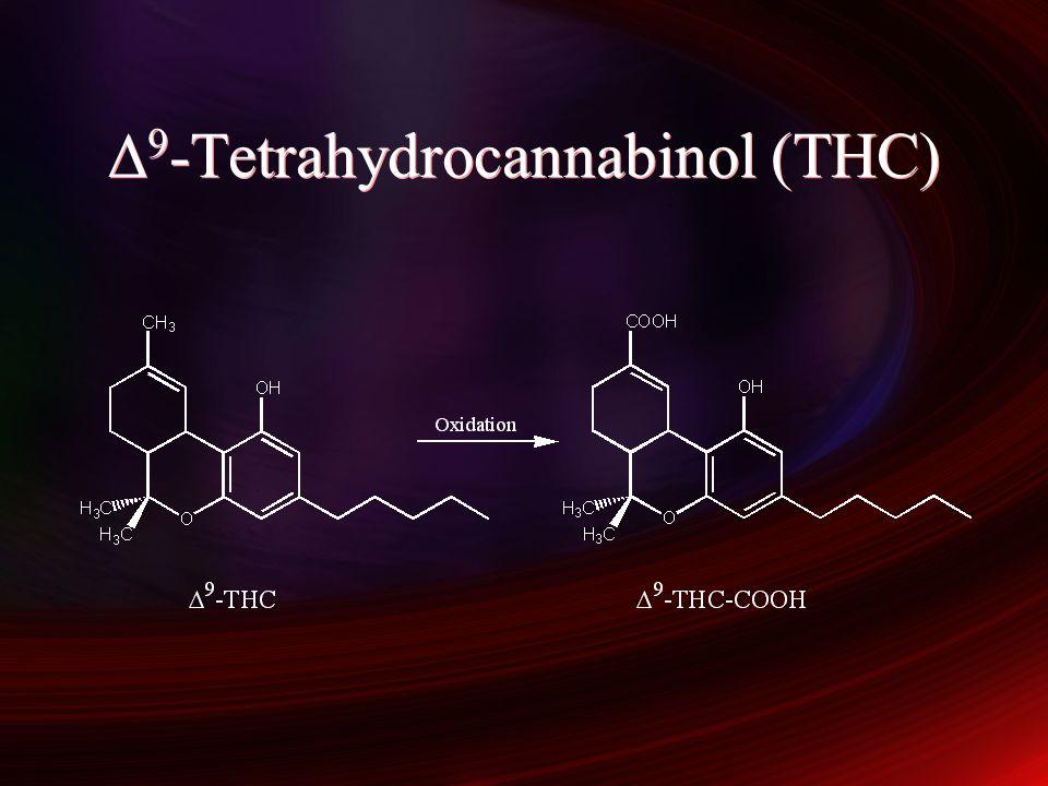 9-Tetrahydrocannabinol (THC)