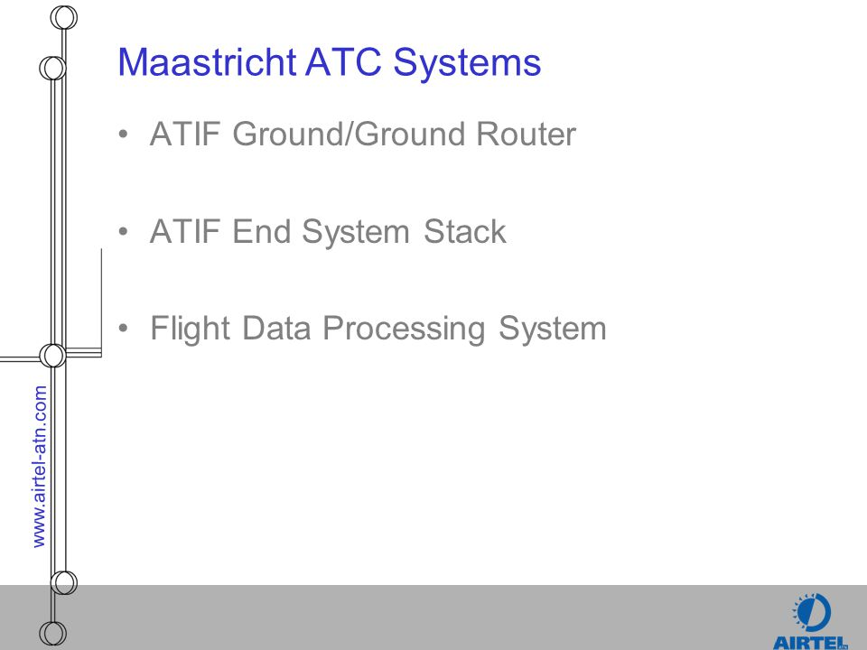 Maastricht ATC Systems