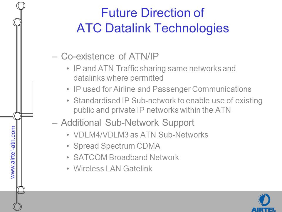 Future Direction of ATC Datalink Technologies