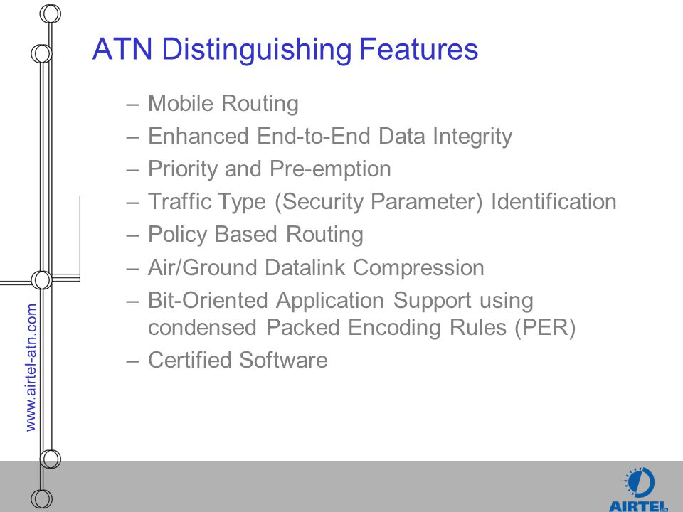 ATN Distinguishing Features