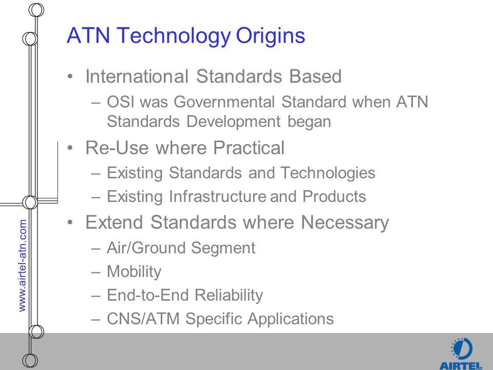 ATN Technology Origins