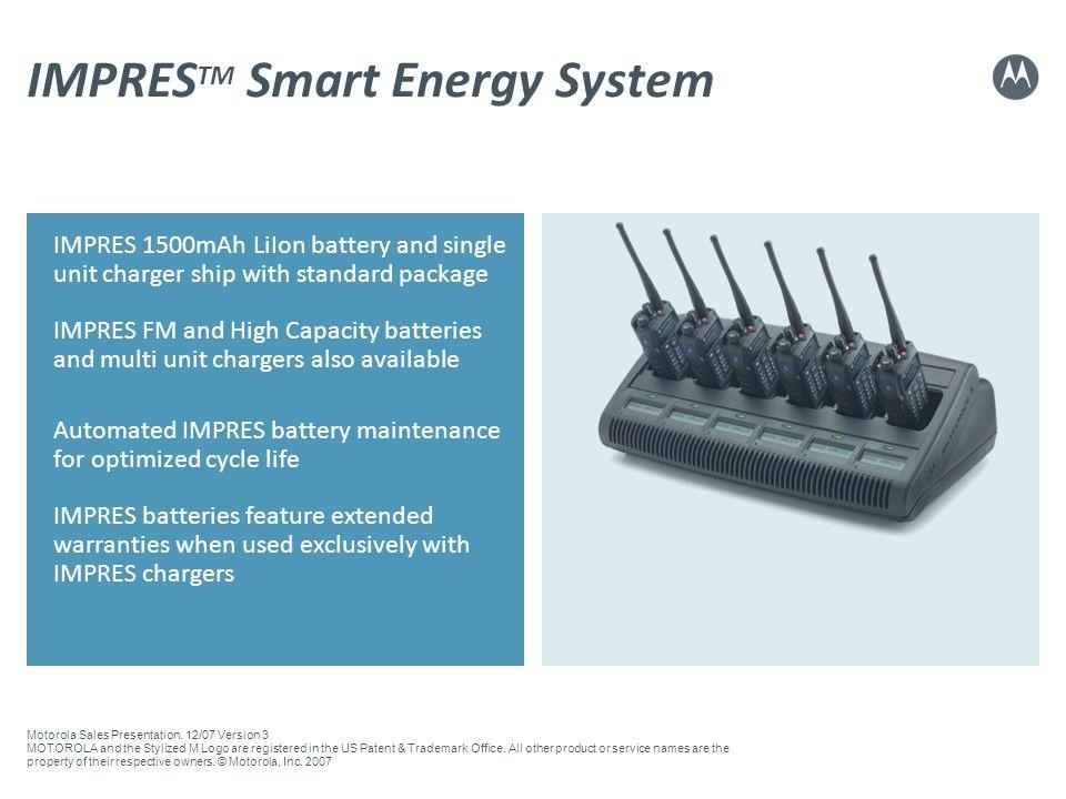 IMPRESTM Smart Energy System