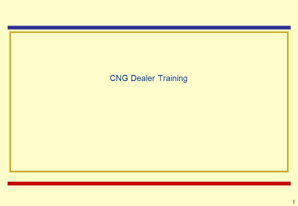 CNG Dealer Training