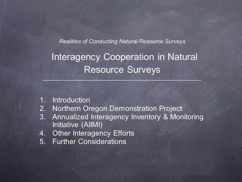 Northern Oregon Demonstration Project