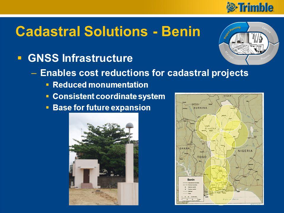 Cadastral Solutions - Benin
