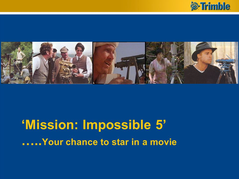 'Mission: Impossible 5' …..Your chance to star in a movie