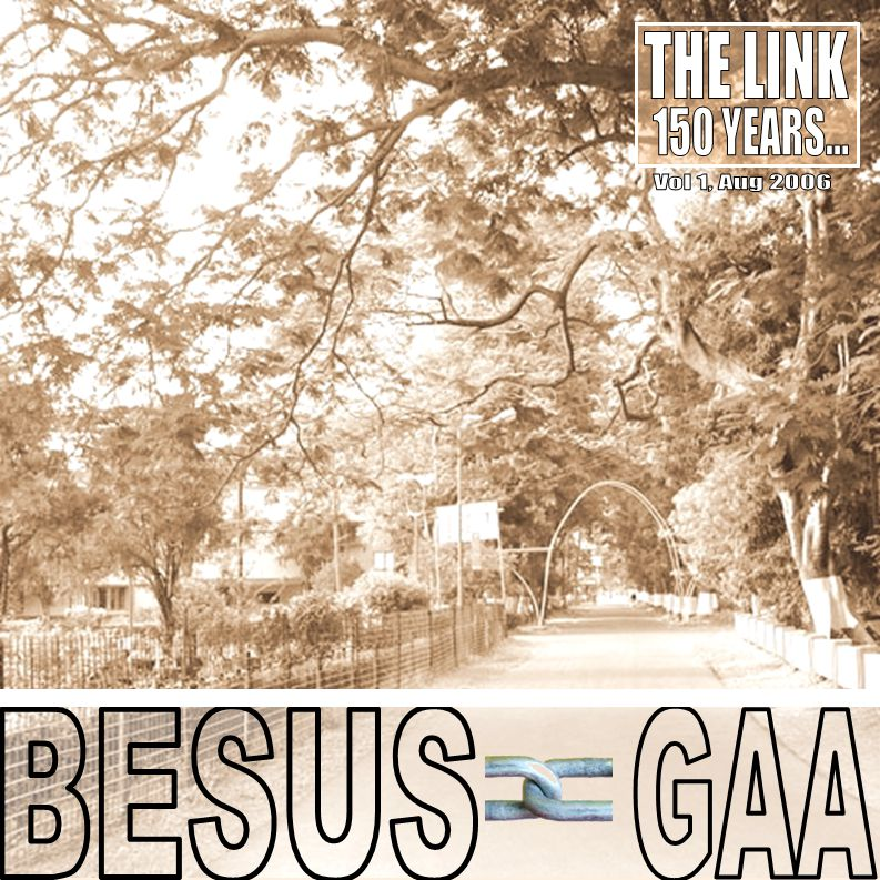 BESUS GAA THE LINK 150 YEARS... Vol 1, Aug 2006
