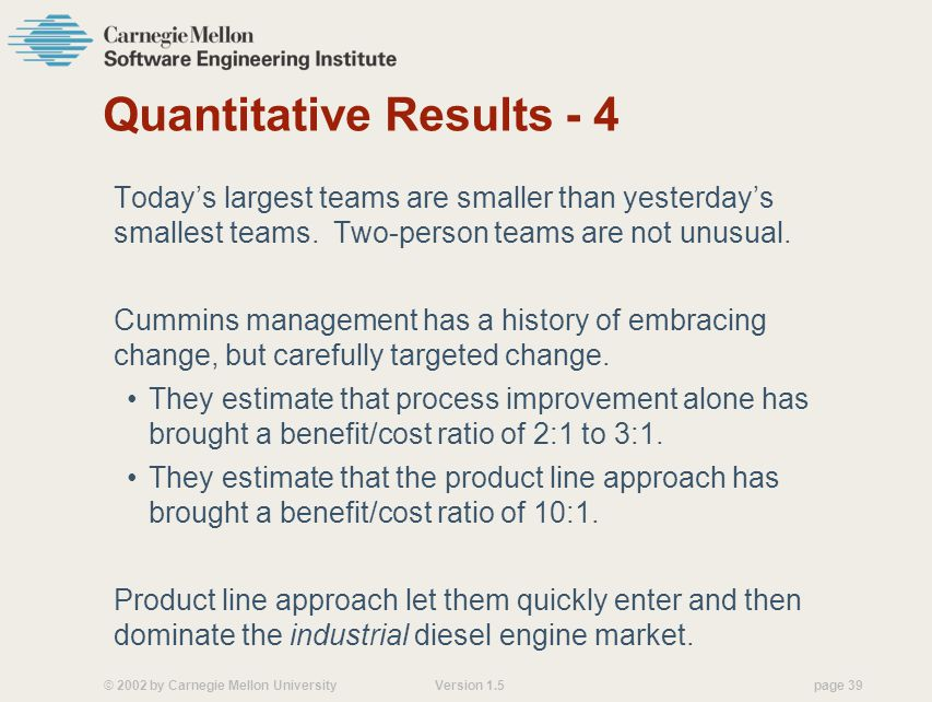 Quantitative Results - 4