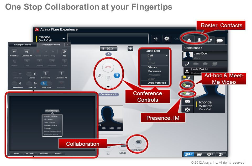 One Stop Collaboration at your Fingertips
